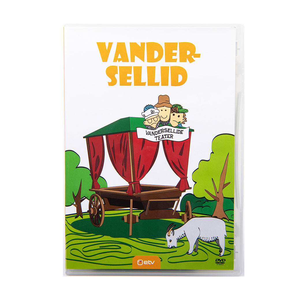 Vandersellid DVD