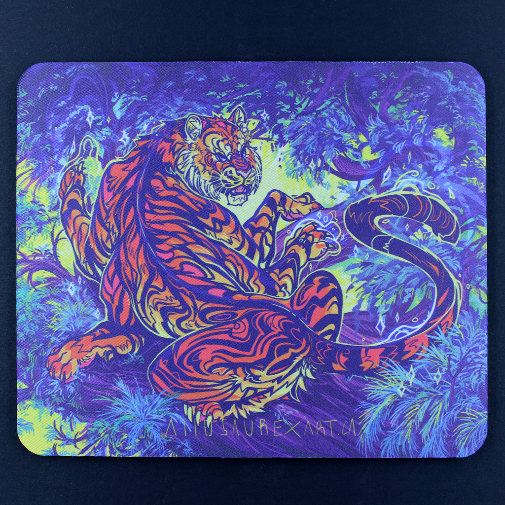 Jungle Mousepad