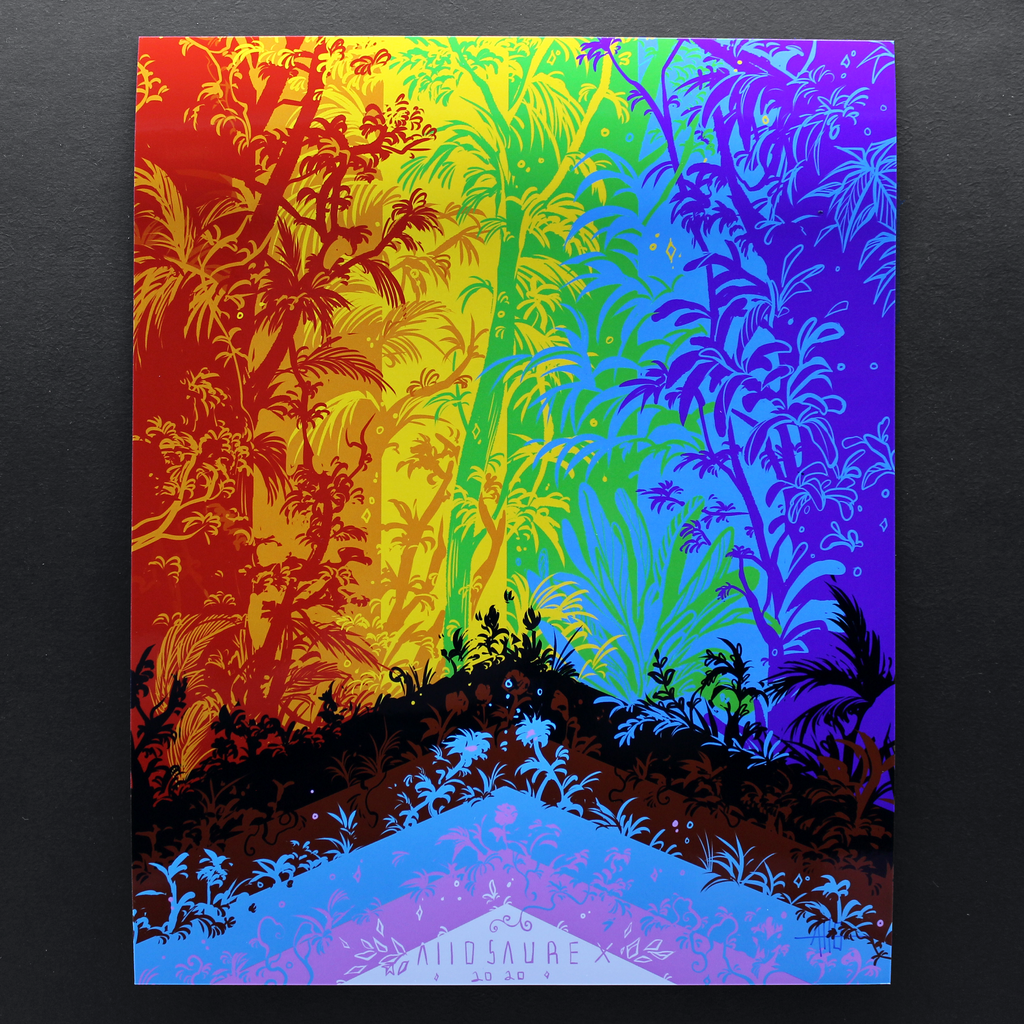 Inclusive Jungle Print