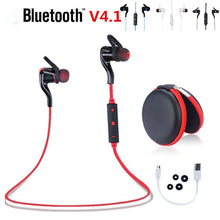 Load image into Gallery viewer, Wireless Bluetooth 4.1 Stereo In-Ear Earphones for Sports - Hi Fidel Audio