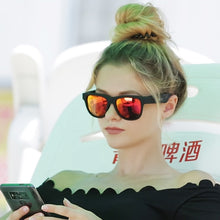 Load image into Gallery viewer, Bone Conduction Headphone Sunglasses - Hi Fidel Audio