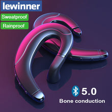 Load image into Gallery viewer, Ear Hook Bone Conduction headphones - Bluetooth 5.0 - Hi Fidel Audio
