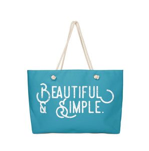 Everyday Everything Bag, Summer Blue