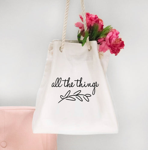 All The Things Bag