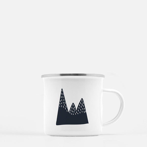The Mountains. 10 oz Kid Mug