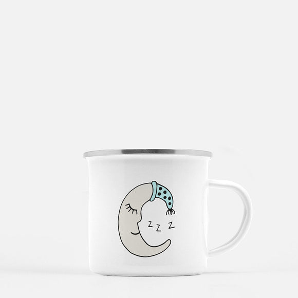 The Moon. 10 oz Kid Mug