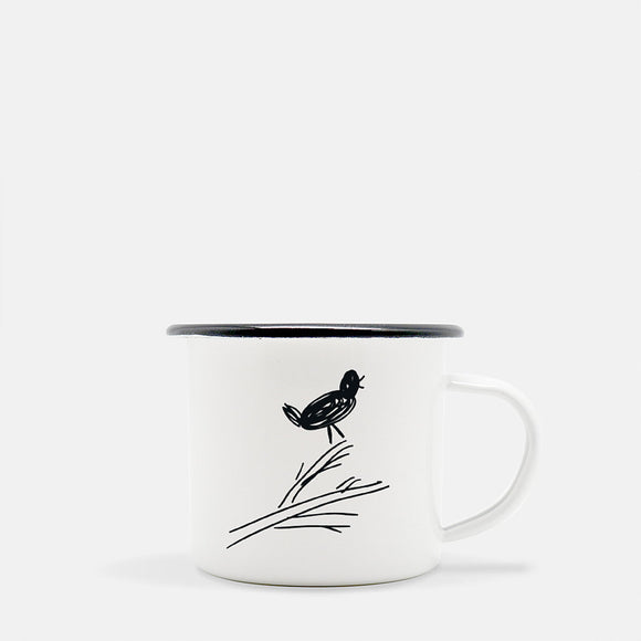 The Bird & The Branch. 10 oz Kid Mug