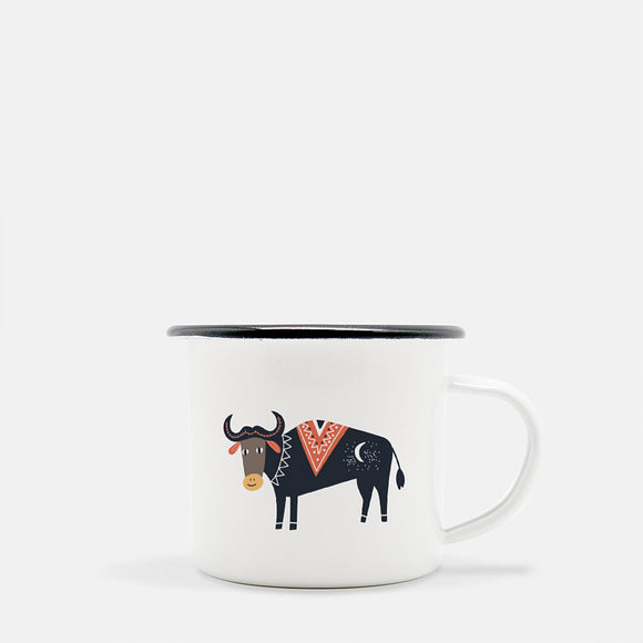 The Yakkity Yak. 10 oz Kid Mug
