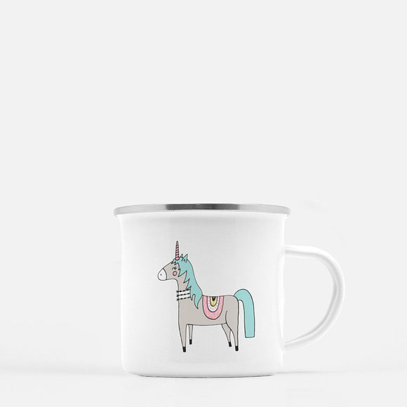 The Unicorn. 10 oz Kid Mug