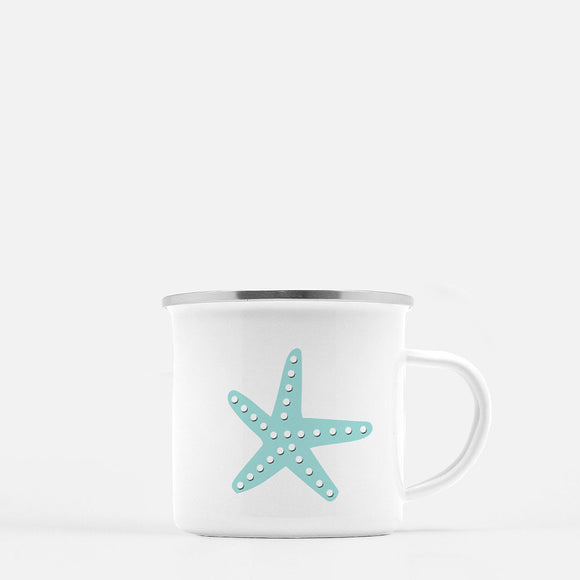 The Sea Star. 10 oz Kid Mug