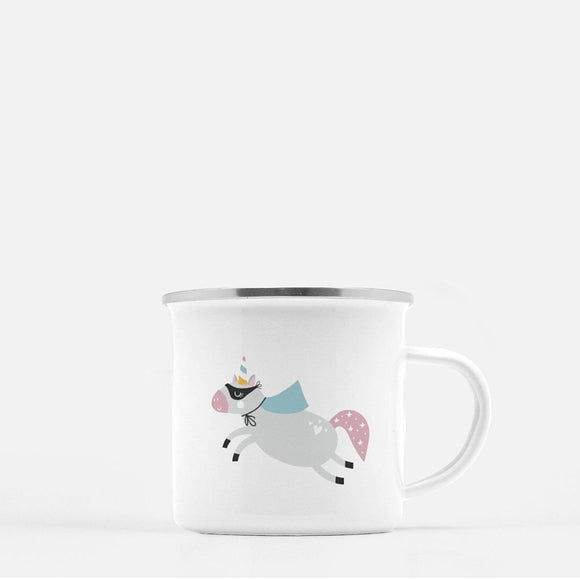 The Superhero Unicorn. 10 oz Kid Mug