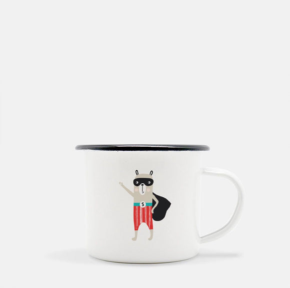 The Hero. 10 oz Kid Mug