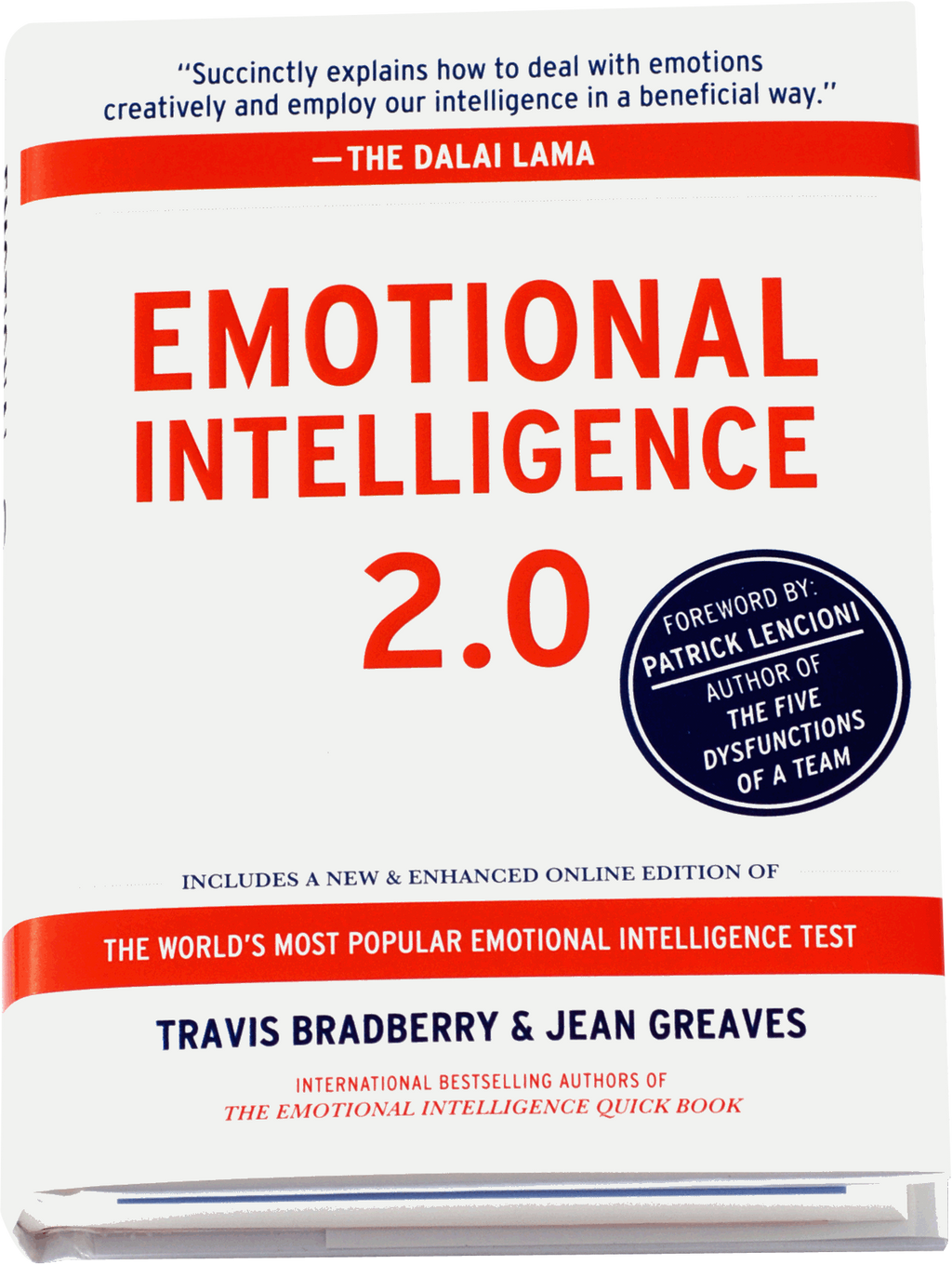 Emotional Intelligence 2.0 Travis Bradberry Jean Greaves
