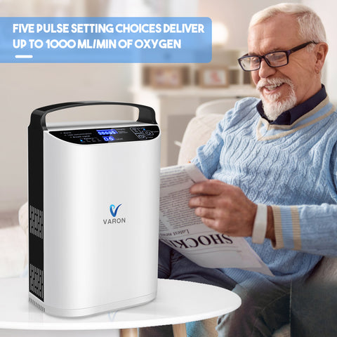 NT-01 portable oxygen concentrator