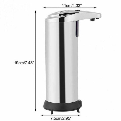 Automatic Soap Dispenser Hand Sanitizer-OXYGENSOLVE