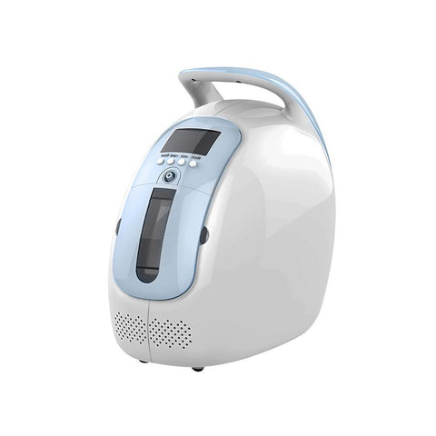 24h/7d High Quality Handle Oxygen Concentrator ZH-J11-Health Care > Respiratory Care-OXYGENSOLVE