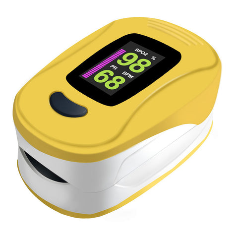 Multi-Color TFT Display Pulse Oximeter-OXYGENSOLVE