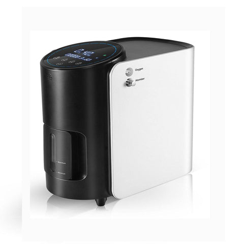 1-7L/min Adjustable Oxygen Concentrator Y-101W-OXYGENSOLVE