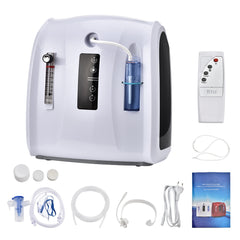 Home Oxygen Concentrator MAFO15AW-Health Care > Respiratory Care-OXYGENSOLVE