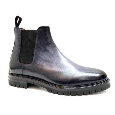 Bellini's || Chelsea Boot || Smoke Grey - Alberto Bellini