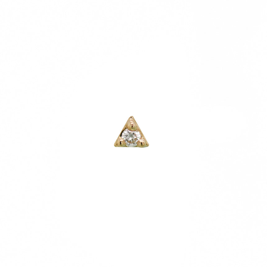 Illuminati Gold Threadless End