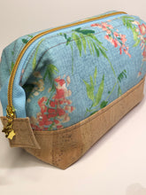 Load image into Gallery viewer, Wisteria - Toiletry/Project Bag