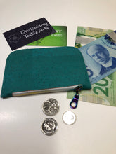 Load image into Gallery viewer, Cork Coin Zipper Pouch