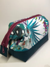 Load image into Gallery viewer, Orchid - Toiletry/Project Bag