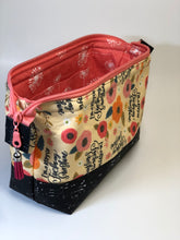 Load image into Gallery viewer, Ray of Sunshine - Toiletry/Project Bag