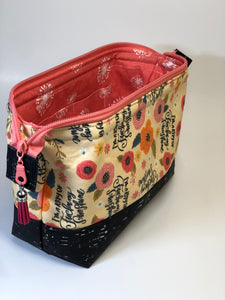 Ray of Sunshine - Toiletry/Project Bag