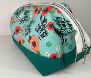 Toiletry/Project Bag -F***ity F*** F***