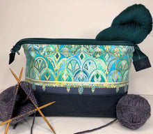 Load image into Gallery viewer, Istanbul- Toiletry/Project Bag