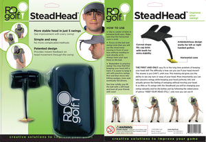 Steadhead Golf Training Aid