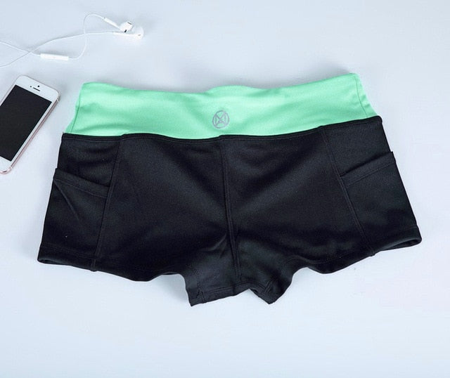 Yoga Shorts Gym Wear Ladies