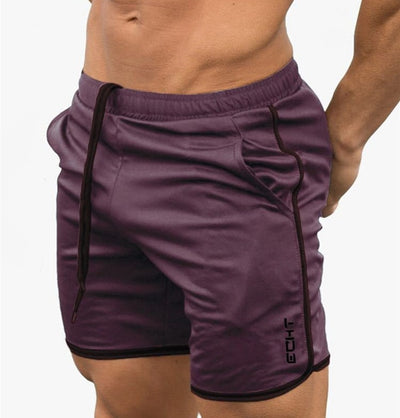 Men Sports Jogging Fitness Shorts