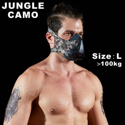 Fitness Training Sports Mask