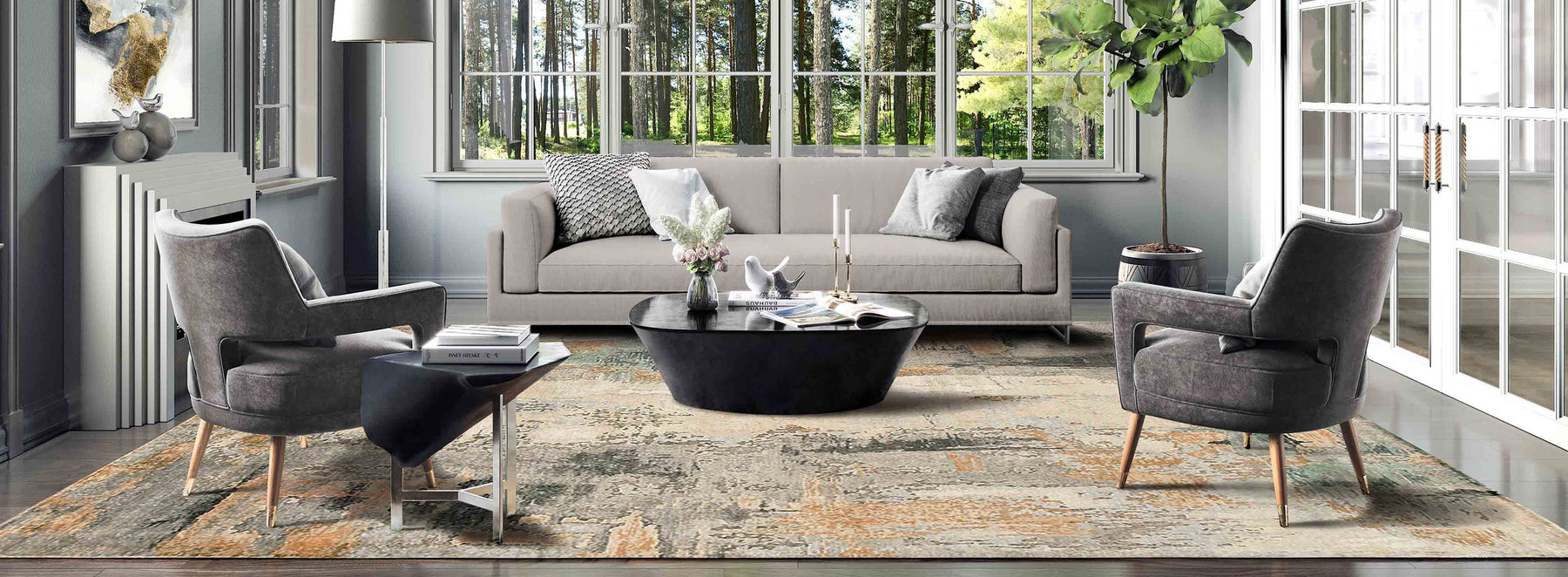 Modern/Contemporary Rugs