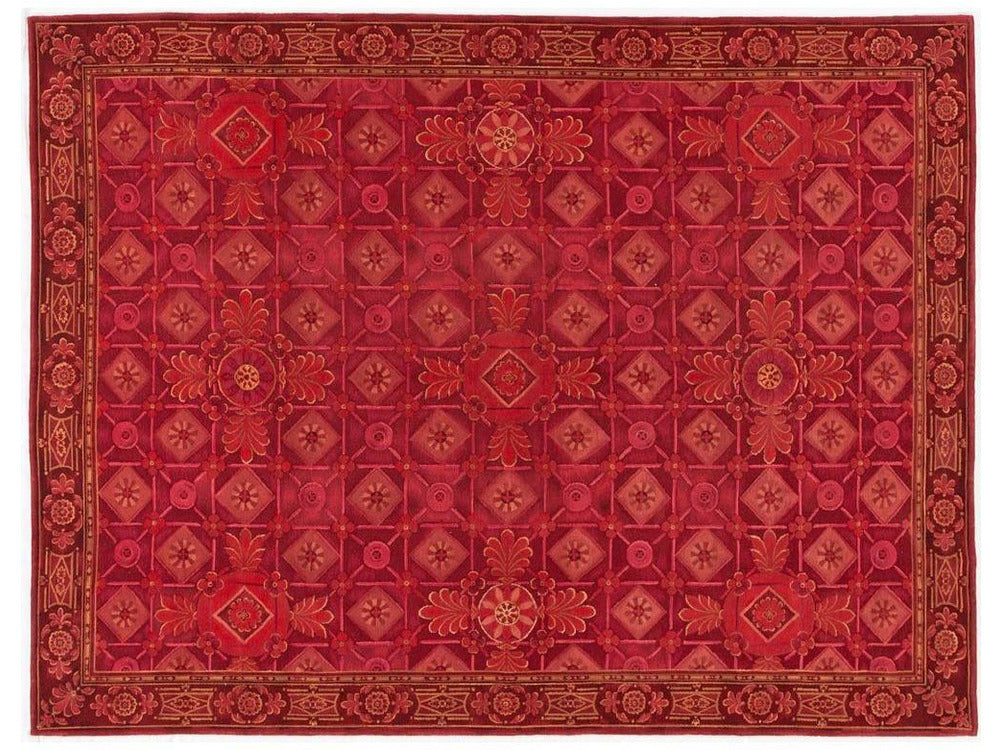 Contemporary Nepalese Rug 9 X 12