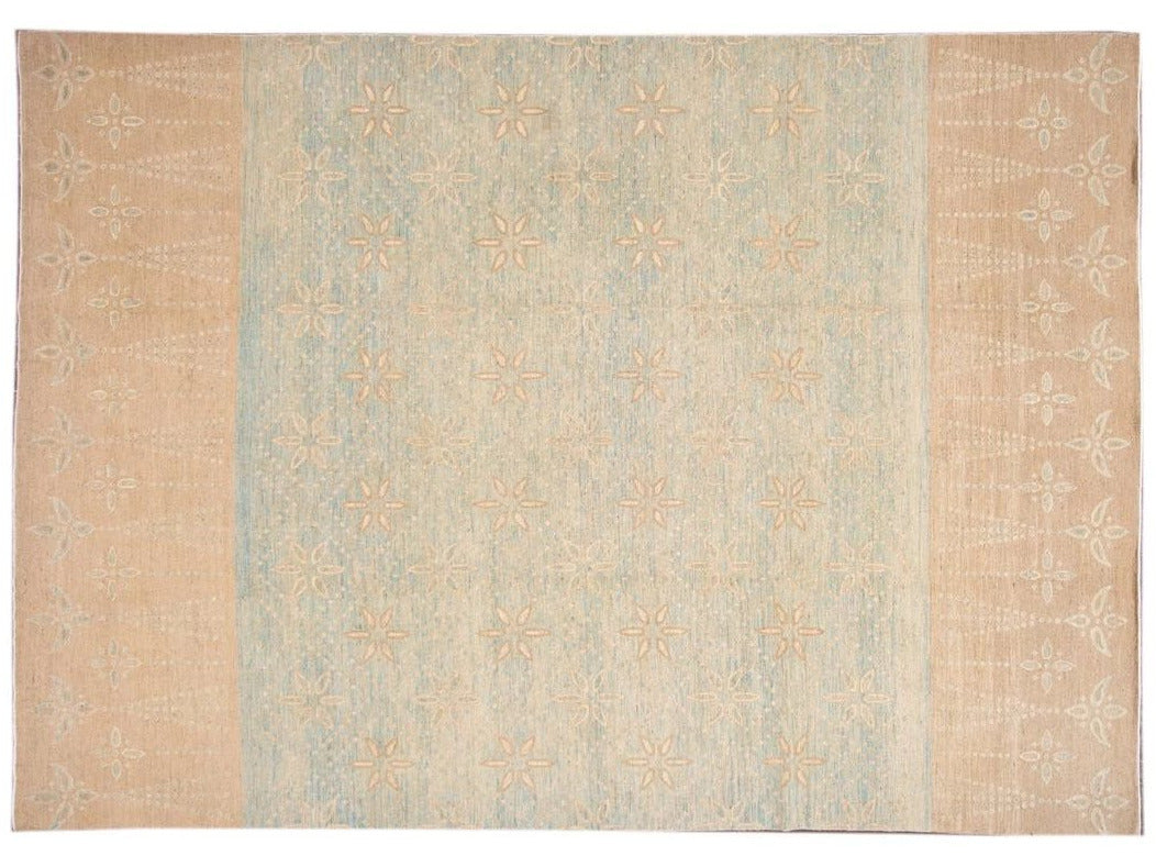 21st Century Modern Transitional Wool Rug 10' x 13'