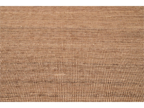 21st Century Contemporary Flatweave Kilim Wool Rug, 8 X 12