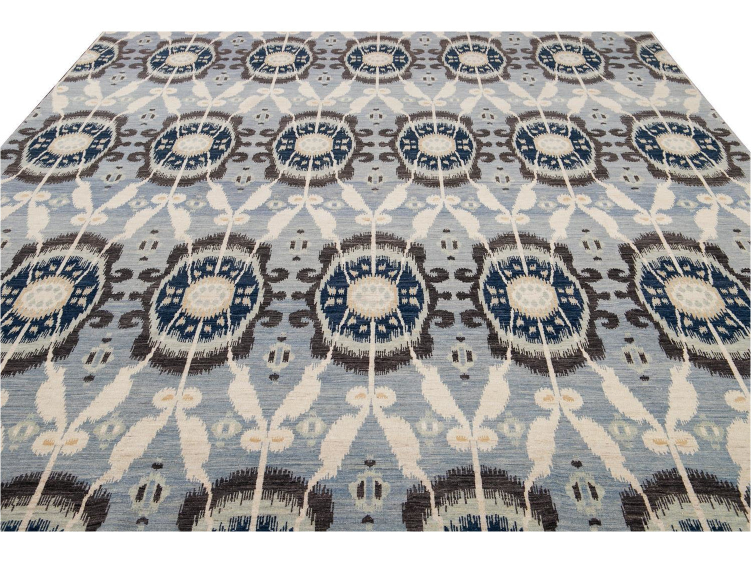 Early 21st Century Modern Transitional Wool Rug