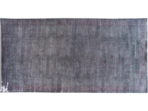 Early 20th Century Antique Oversize Wool Rug