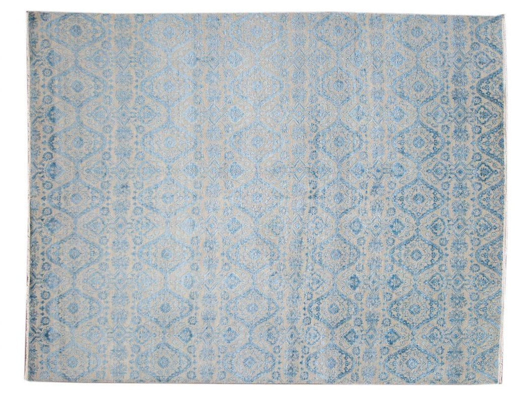 21st Century Contemporary transitional Wool Rug 8' x 10'