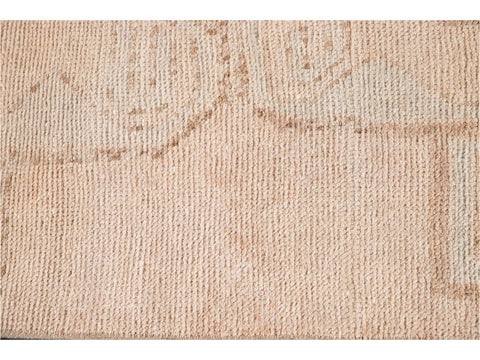 Mid-20th Century Vintage Wool Runner Rug 3' x 10'