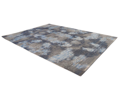 New Modern Contemporary Abstract Wool Rug 10 X 14