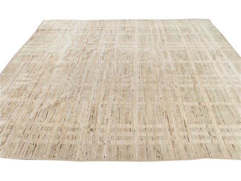 21st Century Modern Moroccan-Style Wool Rug