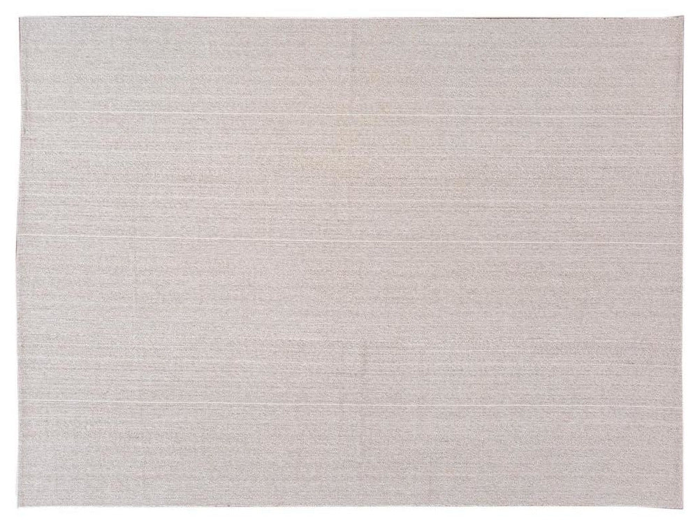 Contemporary Flatweave Wool Rug 9 X 13