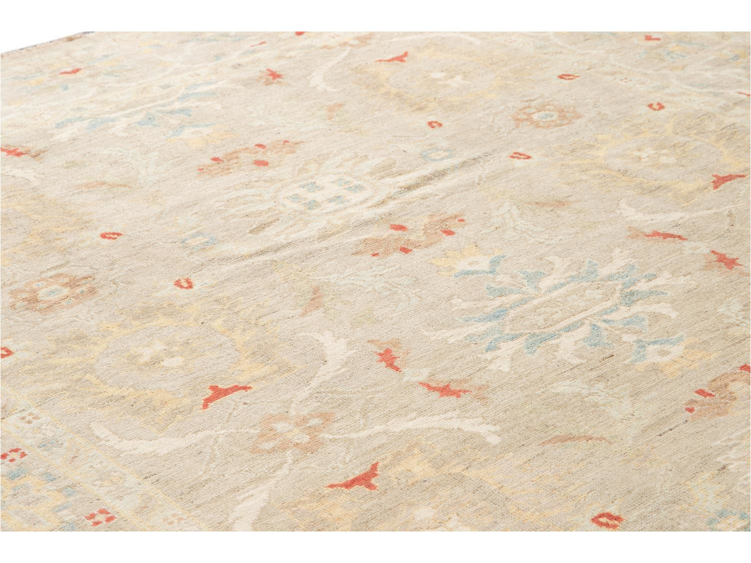 21st Century Contemporary Sultanabad Wool Rug 8 X 12