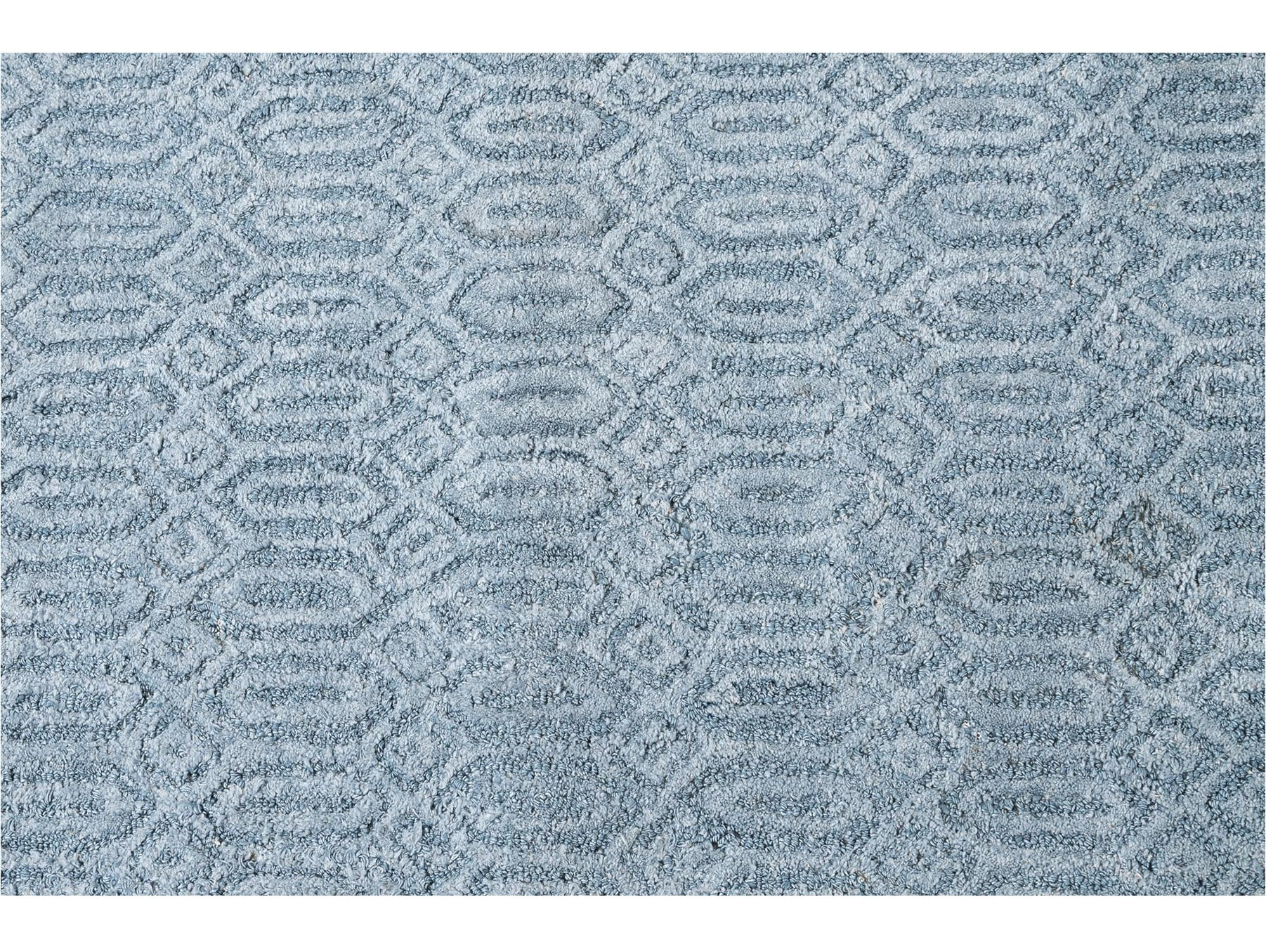 Textured Wool Custom Rug