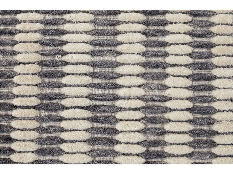Wilson Point Collection Hand-Woven Contemporary Custom Rug